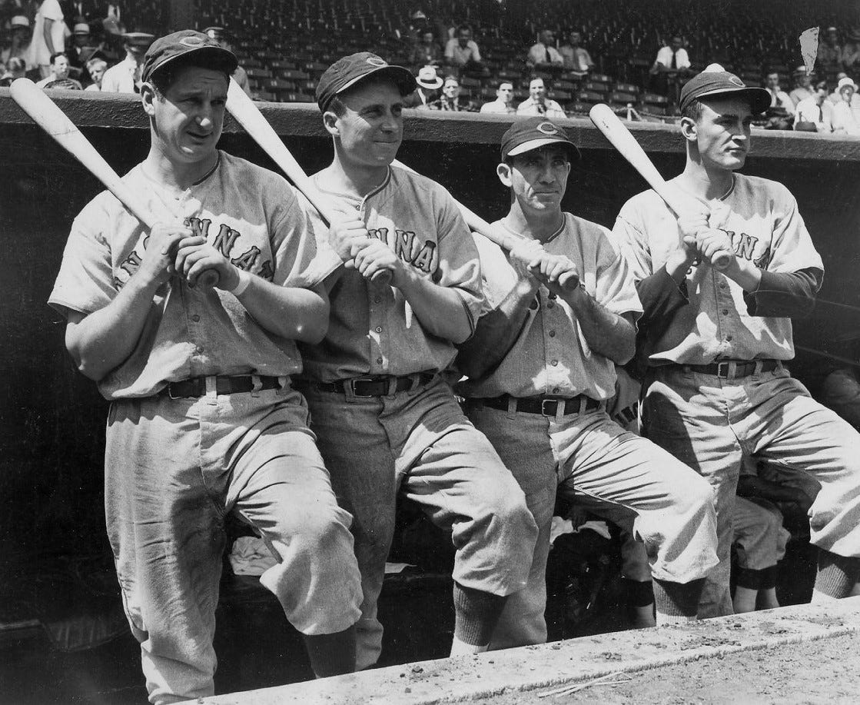 Photos: Reds' 1940 World Series win