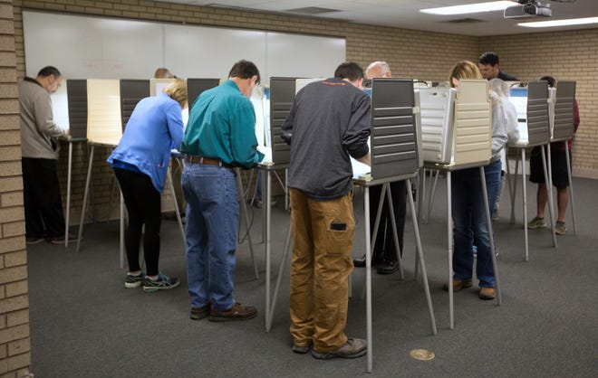 Ohio state and local election officials are preparing for Tuesday's primary election amid concerns about the novel coronavirus.