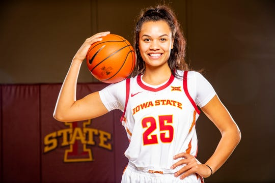 Kristin Scott is dealing with an injury that could force her to miss the start of the season.