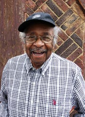 Detroit architect Nathan Johnson, 93, whose work can be seen throughout the  city.