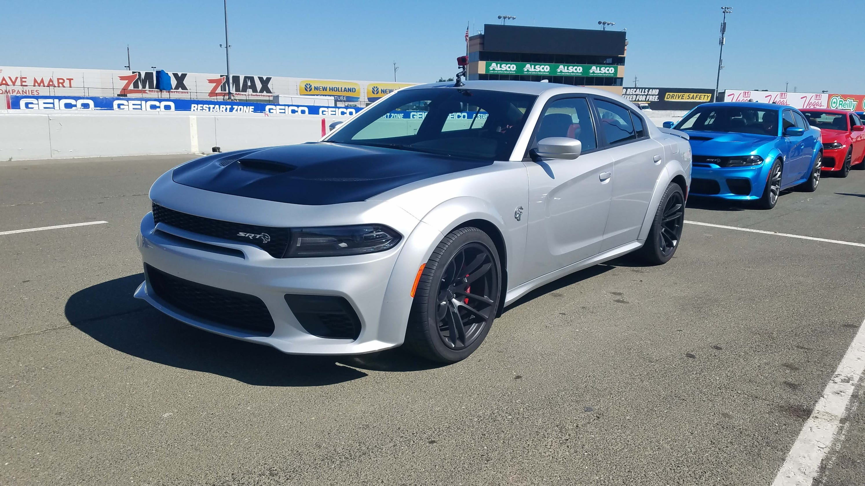 Dodge Introduces A Charger Widebody Variant For Hellcat And