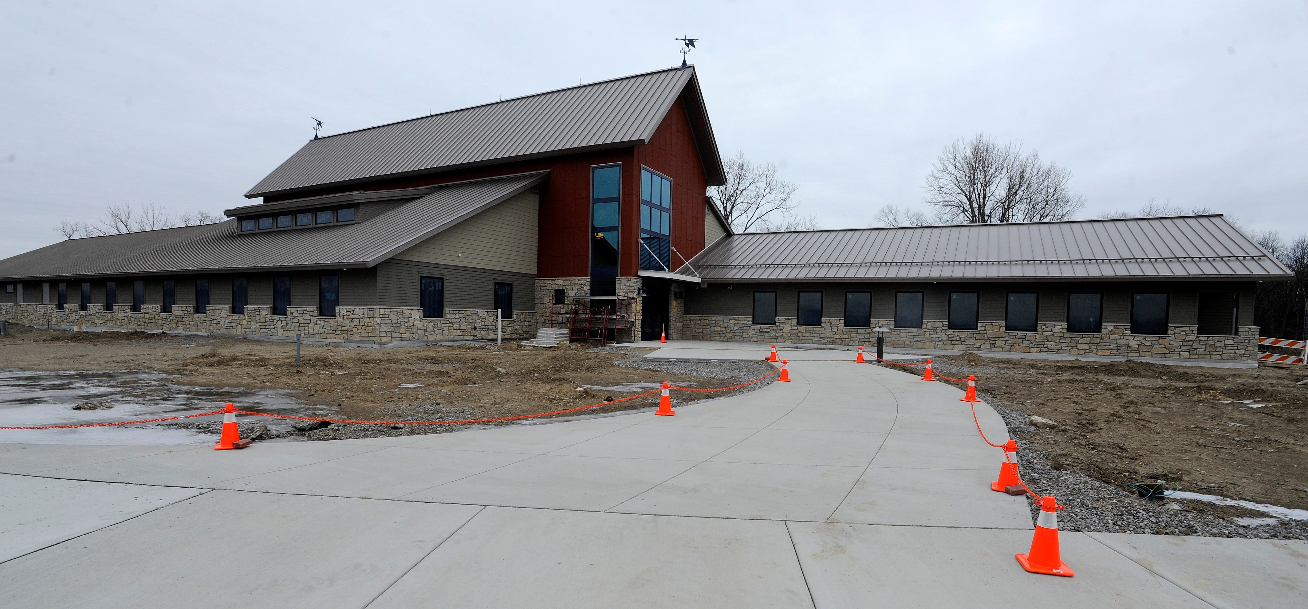 Detroit River wildlife refuge gateway , visitor center to open in May