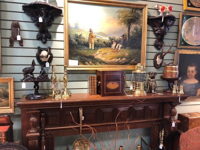 Dede and Jim Taylor Antiques in Birmingham will be bringing a variety of vintage merchandise to the highly anticipated show.