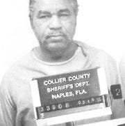 Arrest photo of Samuel Little in Collier County