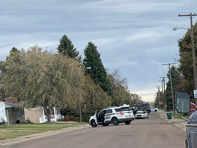 Great Falls Police say they have resolved an issue in the Riverview Neighborhood.
