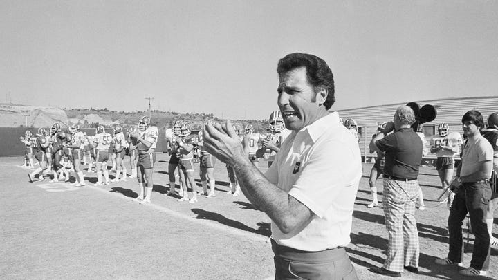 'It was a very special team': IU in the 1979 Holiday Bowl