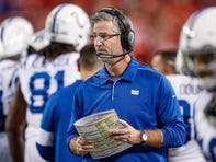 Insider: What we know about Colts at the bye and what remains TBD