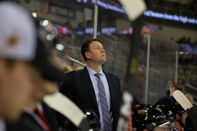 Doug Christiansen is the new coach of IndyFuel.