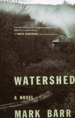 "Mark Barr has written the book, ""Watershed,"" and will speak on it at 6 p.m. Oct. 14 at Union Avenue Books."