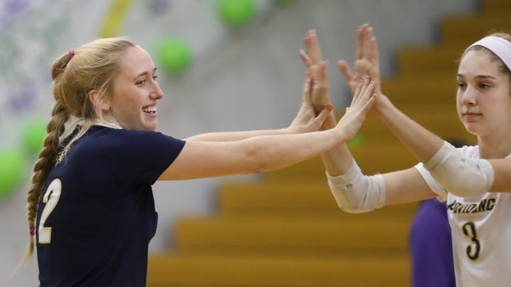 Can Ali Hornung be the next one in her family to win Providence volleyball a state title?