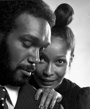 "Duane Jones and Marlene Clark star in the 1973 vampire film ""Ganja & Hess,"" which screens Thursday at the Crosstown Theater."
