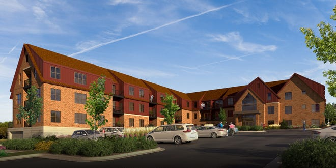 The Evin at Oconomowoc, a senior living community, is expected to open in 2020.