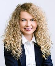 Smyrna Town Court Clerk Brittany Stevens