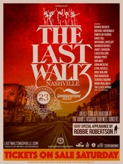 A tribute to 'The Last Waltz' plays Nashville in November.
