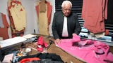 """Clothing designer Manuel Cuevas is one of the most celebrated names in Western wear. """"I love fashion. But what I really love is style,"""" he says."""