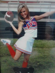 McKenzie Hopkins graduated from Licking Valley High School in 2010 before becoming a Ben-Gal cheerleader.