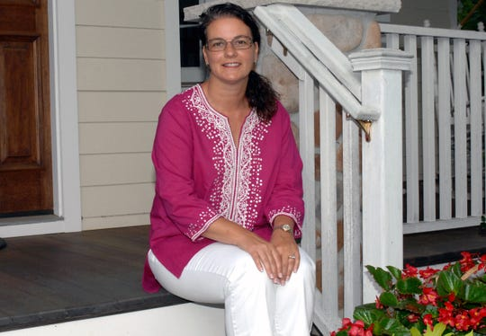 Bernadette Coghlan-Walsh in 2011.