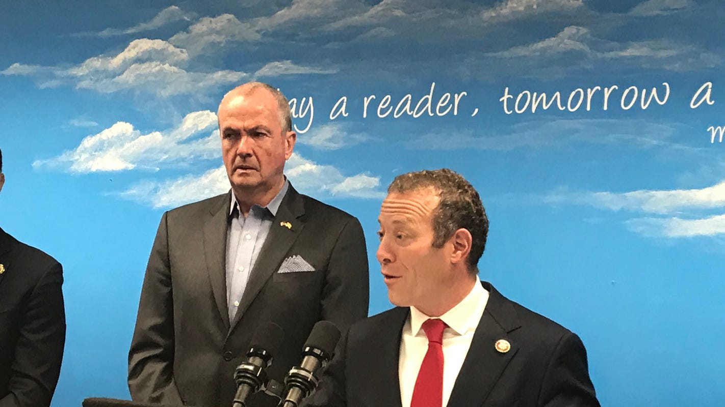 Lead in NJ water: Murphy announces more tests, repairs to keep kids safe