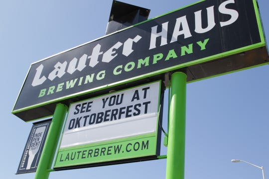 The Lauter Haus Brewing Company is located at 1806 E. 20th St. in Farmington.