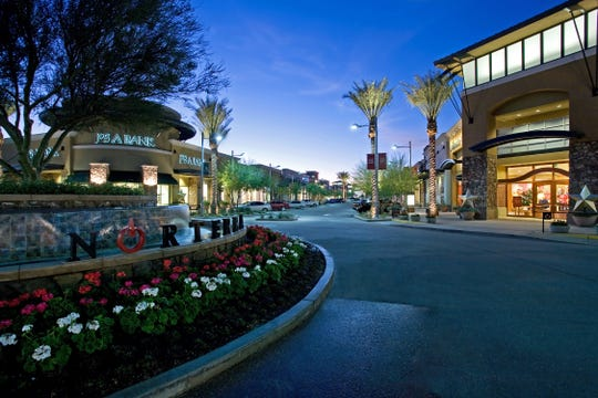 The Shops at Norterra have sold for $108 million.