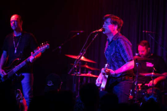 "Jimmy Eat World celebrate the release of ""Surviving"" with a sold-out show at Crescent Ballroom."