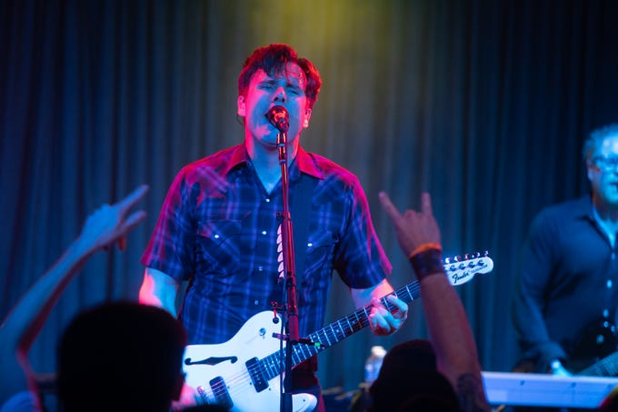 "Jimmy Eat World perform a sold-out show at Crescent Ballroom on Sunday, Oct. 6, to honor the pending arrival of ""Surviving."""
