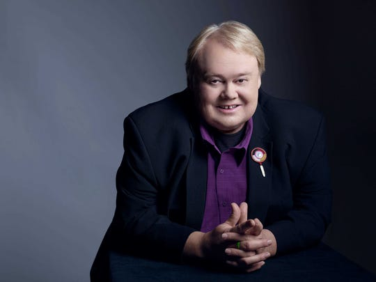 Stand-up comedian Louie Anderson is an Emmy winner.