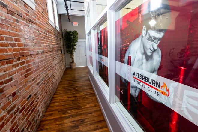 Afterburn Fitness Club has opened on the first floor of the Ballentine building in downtown Port Huron.