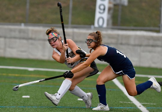 New Oxford at Red Lion field hockey, Monday, October 7, 2019. 