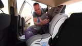 Sgt. Adam Reed, with the Pennsylvania State Police, often finds these common mistakes with the installation of child seats.