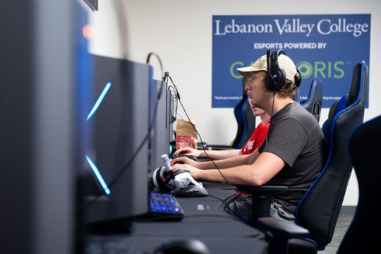 LVC's Esports athletes compete in Call of Duty, Counter Strike, Fighting Games, Hearthstone, League of Legends, Overwatch, Paladins, Rocket League, and Smite, August 23, 2019.