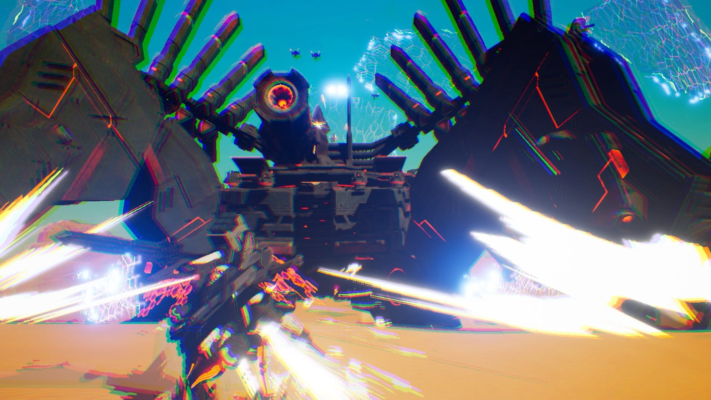 Daemon X Machina for the Nintendo Switch.