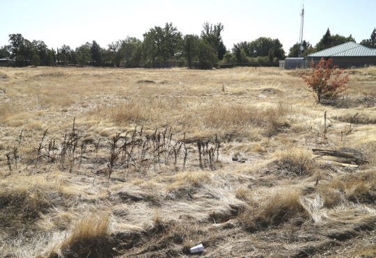 An Oregon firm plans to build senior residential care housing on this vacant Hilltop Drive parcel next to the Shasta County Office of Education's Early Childhood Services offices.