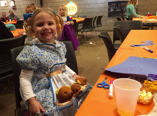 Halloween Historiaruns from 10 a.m. to 1 p.m. Oct. 12 at the Stearns History Museum.