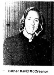 Former Father David McCreanor