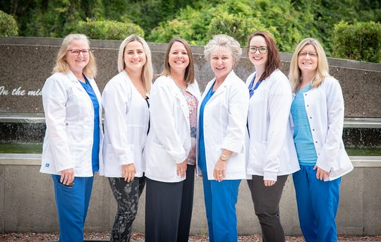 TMH's nurse navigators help each cancer patient through everything from from pre-diagnosis to their return to life after cancer.