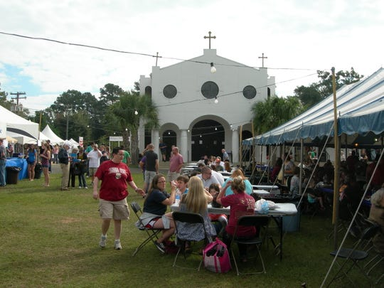 The Greek Food Festival is set for Oct. 18-19 at the Holy Mother of God Greek Orthodox Church.