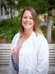 Amy Anderson, RN, leads the nurse navigation program at the TMH Cancer Center.