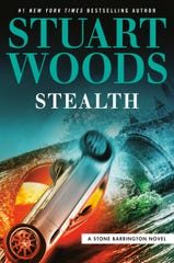 "Stuart Woods will talk about his latest thriller ""Stealth"" at Midtown Reader on Oct. 17."