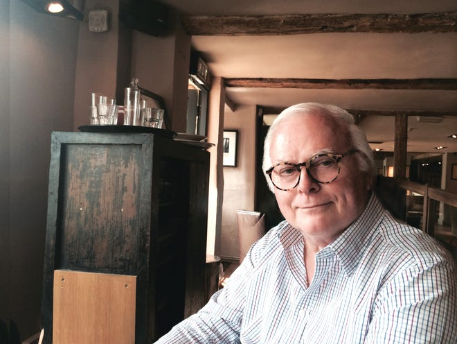 Talk and book signing with thriller author Stuart Woods will be at 6 p.m. Oct. 17 at Midtown Reader.