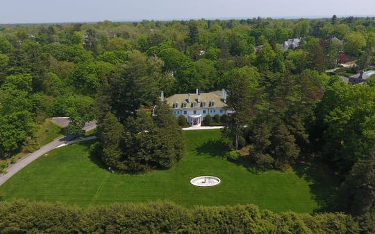 Luxury estate for sale at 2A Cooper Road in Scarsdale.