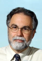 This undated photo provided by Johns Hopkins University shows Gregg L. Semenza,  Semenza, a Johns Hopkins University researcher, was awarded the Nobel Prize for Physiology or Medicine on Monday, Oct. 7, 2019. He will share the prize with Drs. William G. Kaelin Jr. and Peter J. Ratcliffe for their discoveries of how cells sense and adapt to oxygen availability, the Nobel Committee announced Monday.  (Johns Hopkins University via AP)
