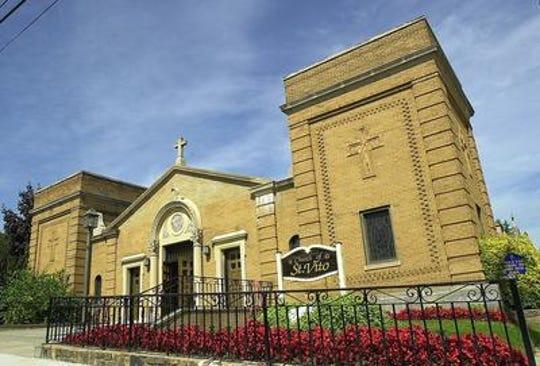 St. Vito Church in Mamaroneck.