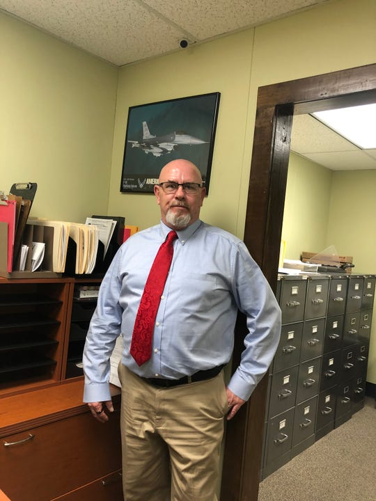 John Rollins is a Texas Veterans Commission counselor who will be working in the Wichita County Veterans Service Office. The office will resume full-time hours beginning Tuesday, Oct. 15.