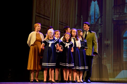"Kara Hicks and Chris Jarvis will lead the Wichita Theatre's production of ""Sound of Music' opening at 7:30 p.m. tonight and Saturday and playing Fridays and Saturdays through Oct 26. There are 2 p.m. matinees on Oct 19 and Oct 26."