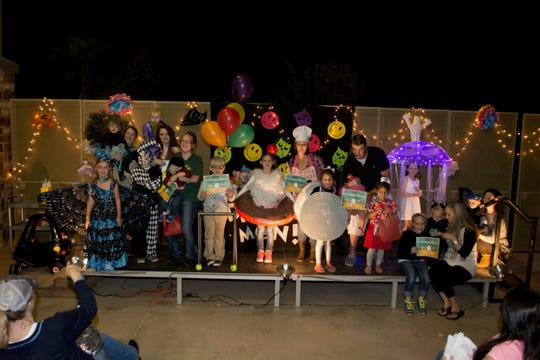 River Bend Nature Center will hold its Not-So-Scary Halloween from 6 to 9 p.m. tonight with all sorts of fun, candy and educational activities.