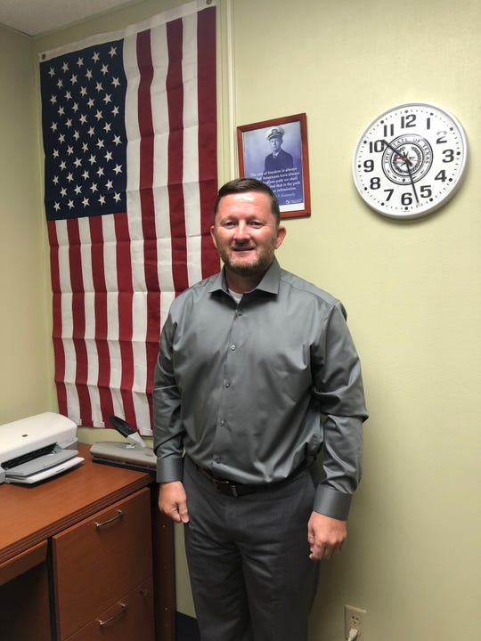 Wichita County Veterans Service Officer Tim Murdock started work in Wichita County just a few weeks ago and said he is passionate about helping area veterans and their families. The office will resume full-time hours beginning Tuesday, Oct. 15.