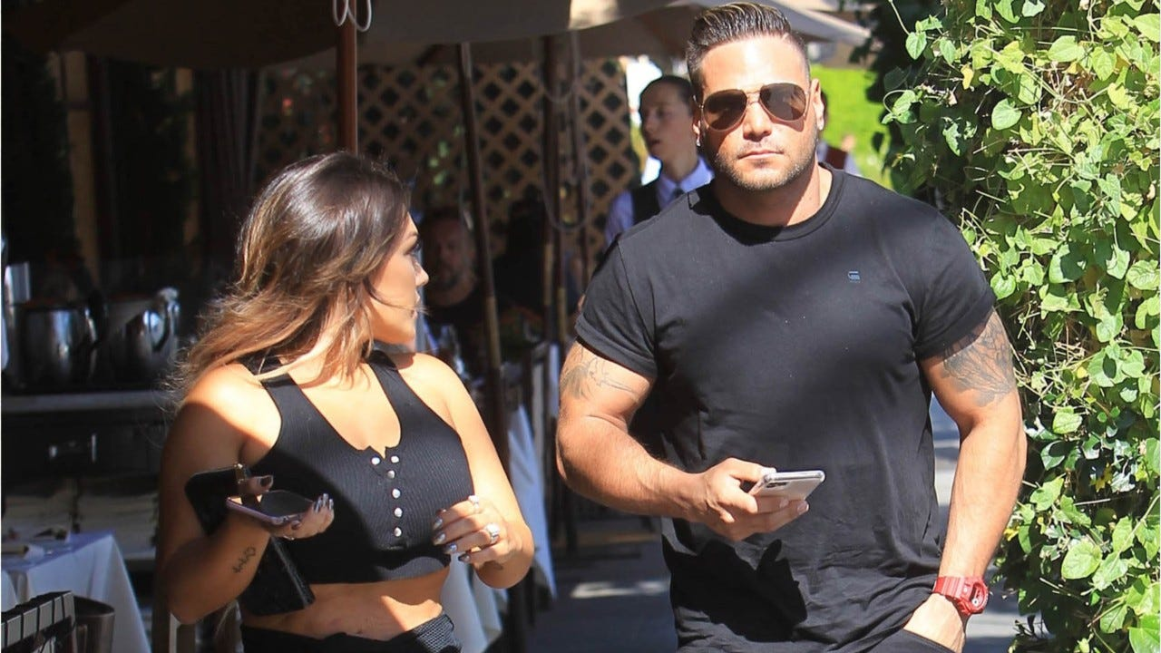 'Jersey Shore' star facing kidnapping charge after arrest