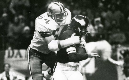 Randy White was a Super Bowl champion, a Super Bowl MVP and a nine-time Pro Bowler.
