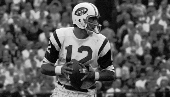 Westlake Legal Group 3b1eb695-98d8-4e21-b931-80e2e0973317-c03_tale_namath_19 Unveiling the best 100 NFL players of all time: Here are Nos. 51-100